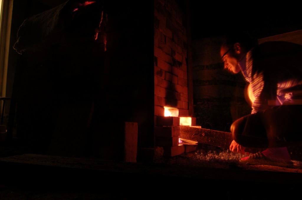 Pálenie v peci na drevo